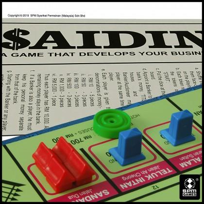 Saidina - Standard (SPM21)