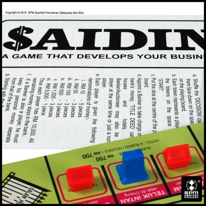Saidina - Traveller (SPM78)
