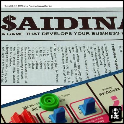 Saidina - Kuala Lumpur (SPM92)