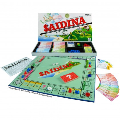 Saidina - Hill & Beach Destinations (SPM94)