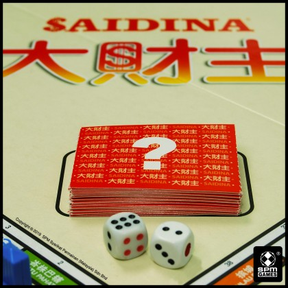 Saidina 大财主 Chinese (SPM103)