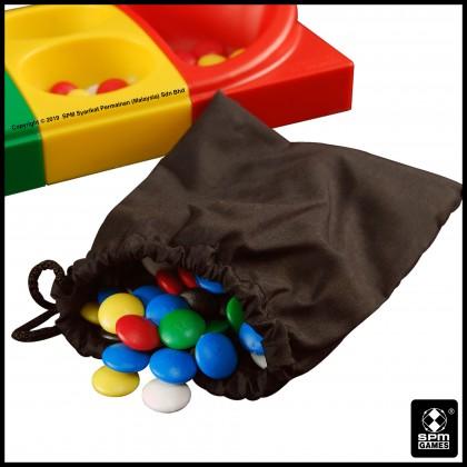 Congkak - Foldable Multi Colour (SPM109)