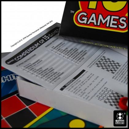 Compendium 15 Games (SPM95)